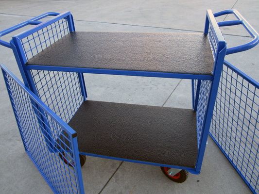 Custom Computer Transport Trolley