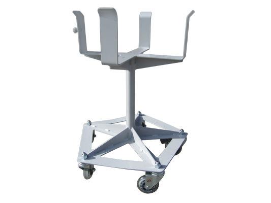 Custom Laboratory Insulated Drum Trolley