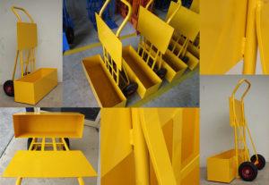 Custom Pneumatic Tool Trolleys