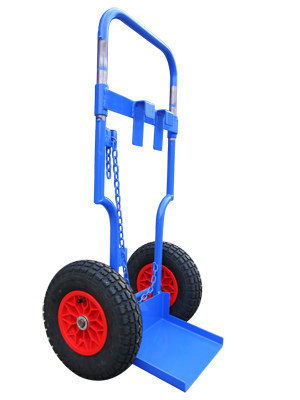 Custom Whacker Packer Trolley