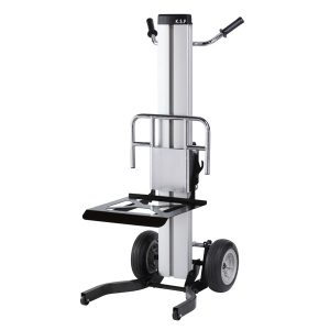 FAS120v2 150kg Standard Aluminium Stacker / Lifter with PLATFORM
