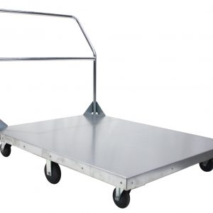 500kg Large Heavy Duty Platform, Flatbed, Flat deck, stock, warehouse Trolley - Brisbane based shipping Australia wide!