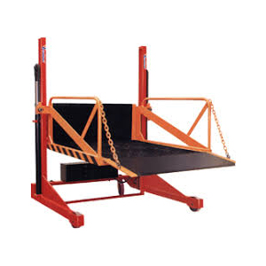 LP2000 Mobile Loading Dock Platform Brisbane Materials Handling