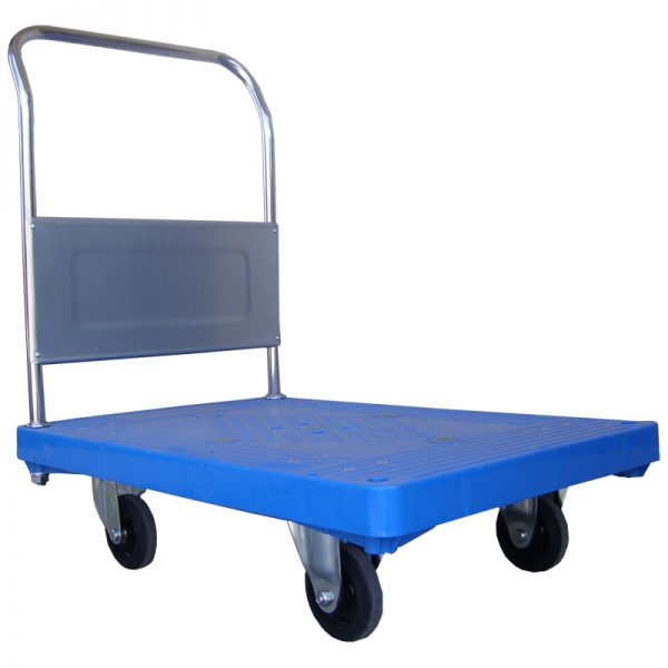 PTPLAT Plastic Platform Flatbed Flatdeck Trolley