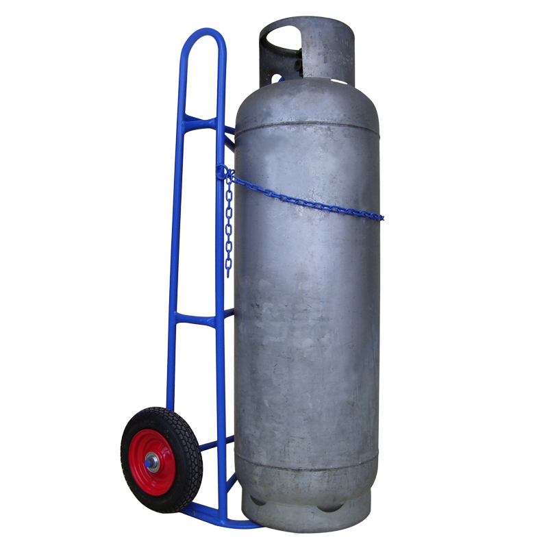 Lpg Gas Bottle Handling