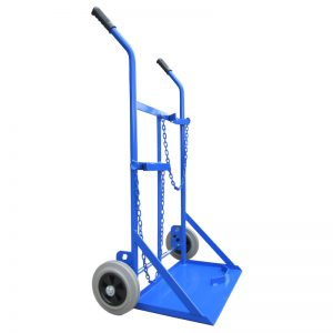 MT230 Double Gas Bottle Trolley
