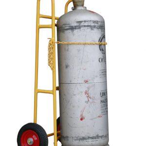 MT231-LPG Gas Bottle Cylinder Trolley_IN USE