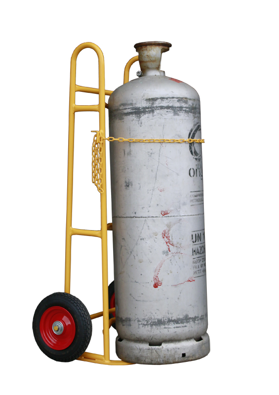 MT231-LPG Gas Bottle Cylinder Trolley_IN USE