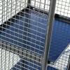MT237 Legal File / Courtroom Document Transport Trolley: ZOOM SHELF & MESHv