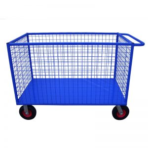 MT301FM Custom Cage Trolley Cart