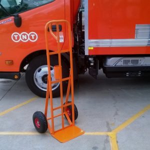 Courier Trolley (Fleet) in Custom Powdercoat Colour to match vehicles!