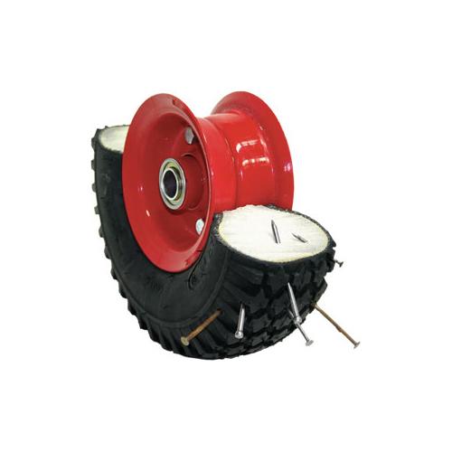 Foam Filled Puncture Proof Tyre Pneumatic Wheel