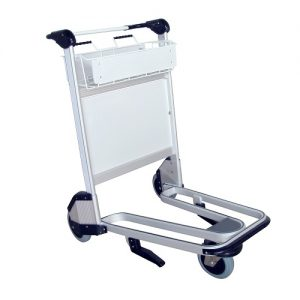 AAT250B Airport Train Luggage Porter Trolley