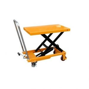BS15 Manual Pump Hydraulic Scissor Lift Table