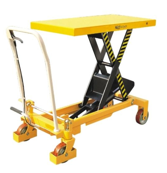 BS75 Manual Hydraulic Scissor Lift Table