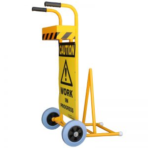 CTSST Service Station Safety Trolley for Servo Spills etc