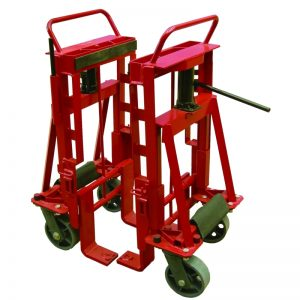 Heavy Duty Hydraulic Equipment Movers