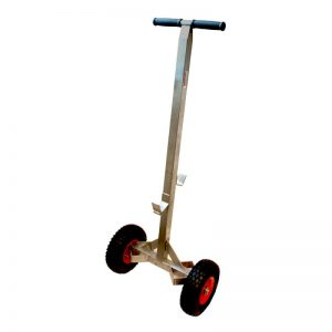 Stainless Steel Keg Trolley 160kg Brisbane