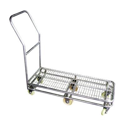 HD046 Supermarket Warehouse Stock Trolley