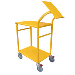 Traymobiles, Order Picking, Multiple Tier Trolleys