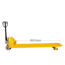 Long / Short / Wide / Euro / Low Profile Pallet Jacks