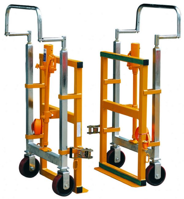 FM180B 1800kg Hydraulic Heavy Equipment & Furniture Mover ideal for moving heavy machinery, furniture, and Equipment Mover