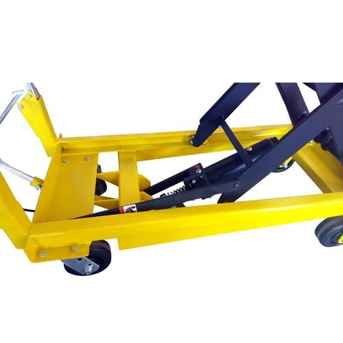 BS35D | 350kg Manual Double Scissor Lift Table 1300mm