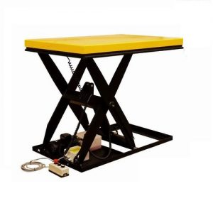 HSW Series Electric Hydraulic Scissor Lift Table - UP