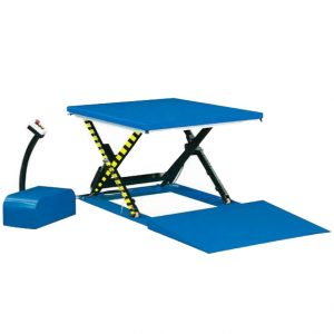 Electric HY Series Hydraulic Scissor Lift Table