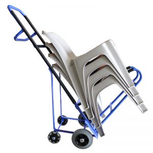 MT238SD Super Deluxe Chair Moving Trolley with Removable Seat Support