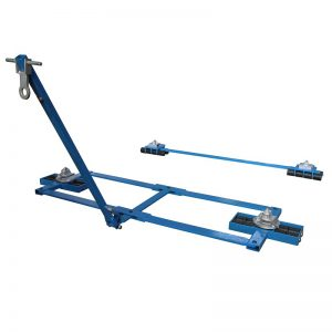 Load Shifting Skates Shipping Container ISO