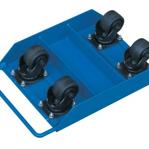 Steerable Load Shifting Skates SC104 Underbelly