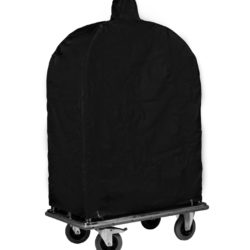 Raincoat Dust Cover for Premium Luggage Bellboy Bellhop Trolley - Hotel Guest Services Cart