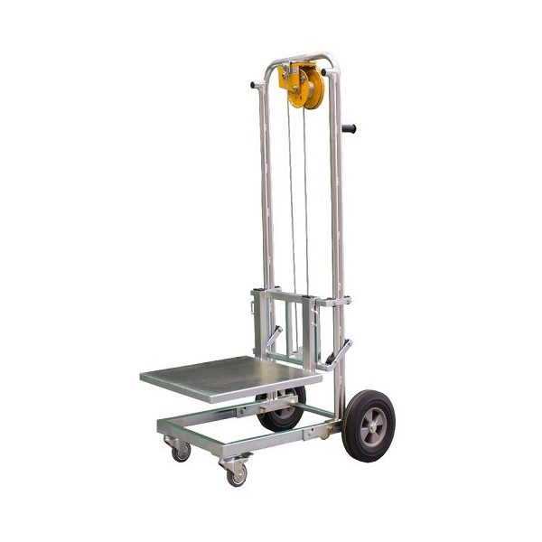 King Foldalift Fold-able Lifting Handcart Truck Trolley
