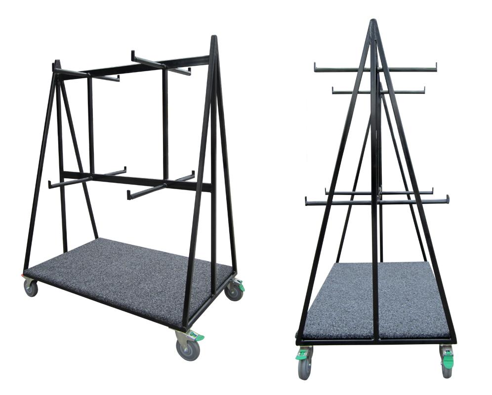 Custom Chair Tablet Trolley Table