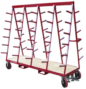 Custom Oddity Extrusion Rack Trolley