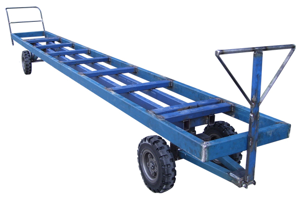 Custom Webforge Demolition Trolley
