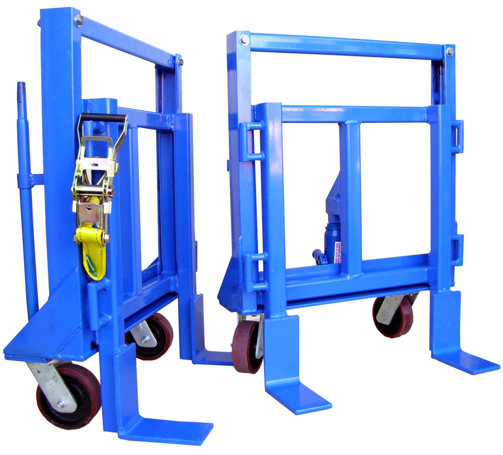 Custom Heavy-Duty Furniture and Machinery Movers