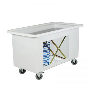 Mobile Laundry Tub Food-grade Plastic Polyethylene