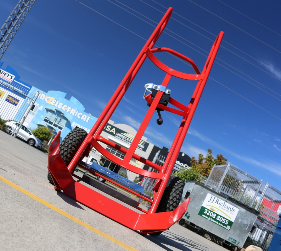 LoadBreaker Custom 'Origin' Tilting Gas Bottle Trolley