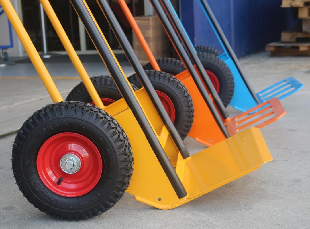 LoadBreaker Custom Offsider Appliance Tilt Trolley Powdercoat Colour