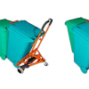 WheelieSafe - Multiple Bin Arrangement